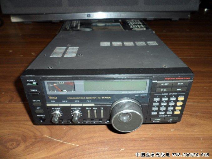 icom ic -r 7100 接收机